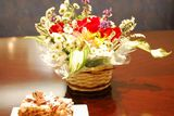 お誕生日の花