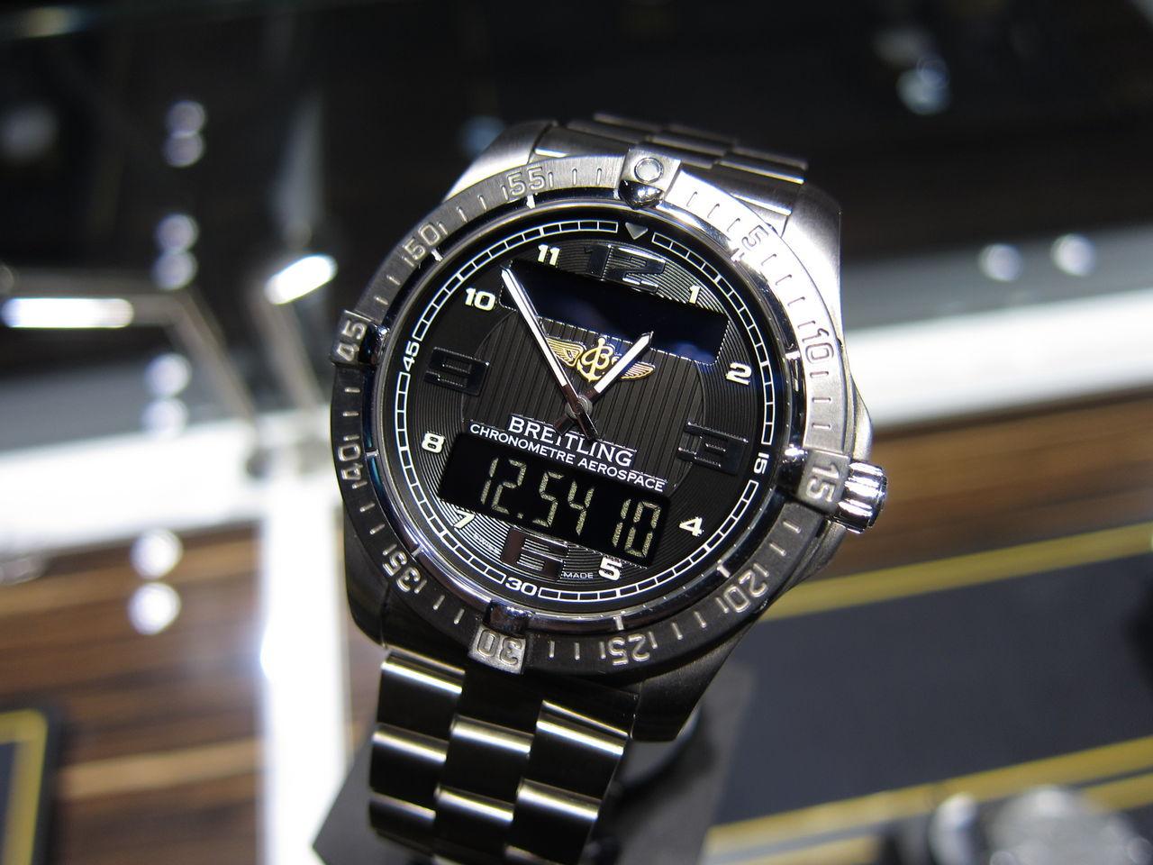 best cheap 417ec d9e84 ブライトリング・ブティック 東京 尾林 一憲のブログ:エアロ ...