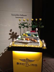 2012コンラッドケーキ①