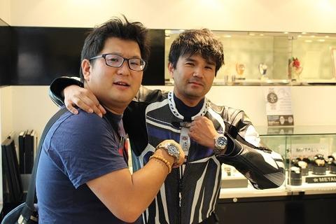 坂中さん、川嶋さん