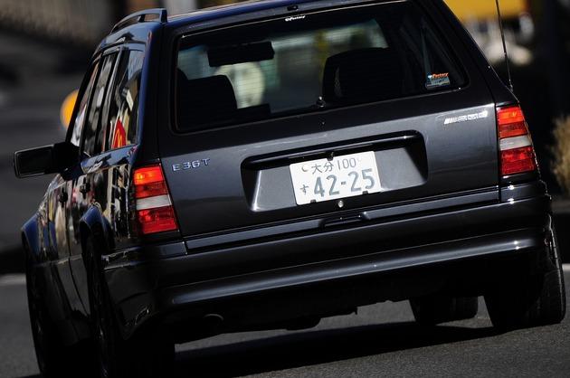 AMG  E320T-3,6  Wagon Hirokawa  T_DSC4554
