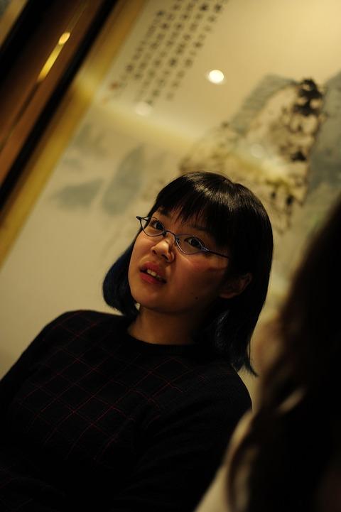 2017  01  10  重慶飯店 新年会_DSC0525