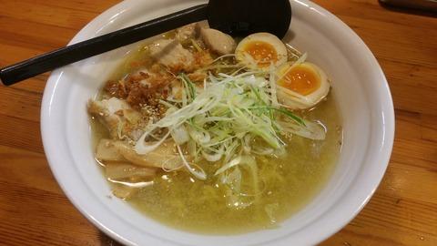 【北一】鶏塩ラーメン