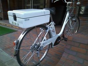 警視庁の電動アシスト自転車
