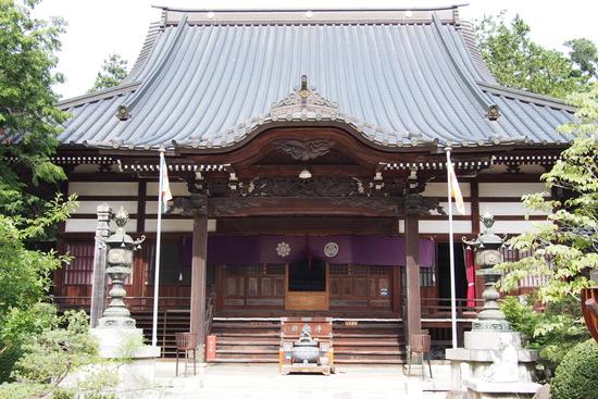 安曇野 豊科 法蔵寺