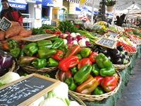 ニース野菜市