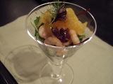 芝海老のサラダ