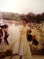リュクさんブール公園のマダム