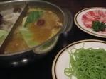 クロレラ麺