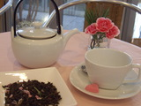 梅桃桜の烏龍茶