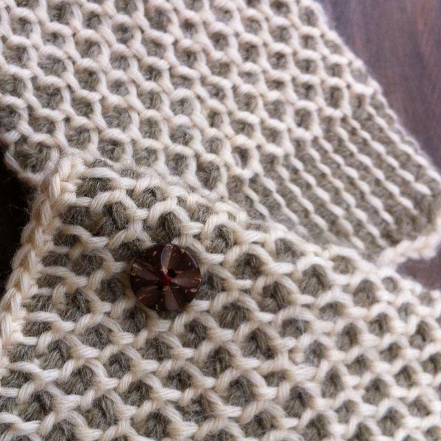 編み物を編んでみたい!模様編みのマフラーいろい …