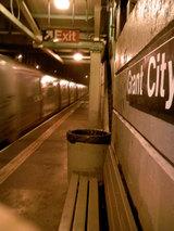 GRANT CITY駅
