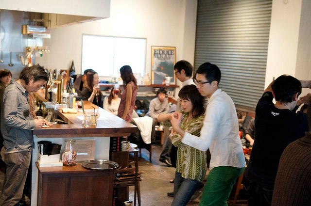 東京カフェ・サルサMIKI&YUZO