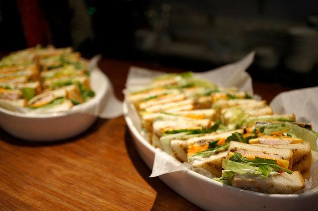 東京カフェ・サルササンドイッチ