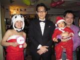 20111225新宿レオンクリスマスパーティー bestdresshigo
