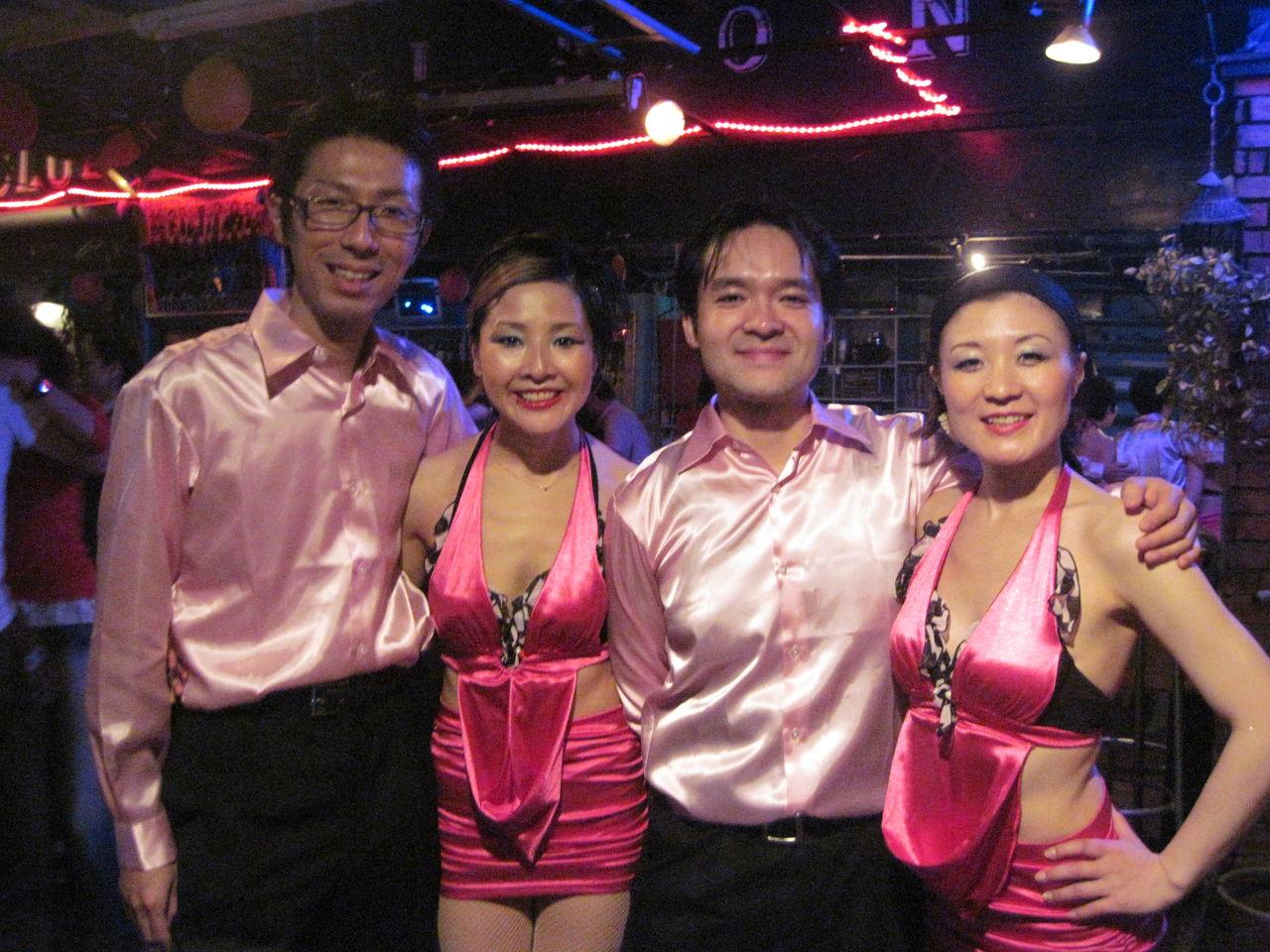 20120502新宿レオンGWパーティー 002
