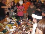 20111225新宿レオンクリスマスパーティー ellie