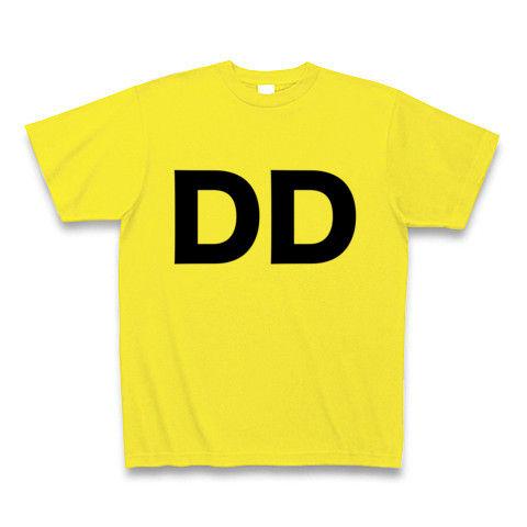 <br> 【誰か一人なんて決められない!ヲタT!】レッテルシリーズ DD Tシャツ(デイジー)【ヲタTシャツ】