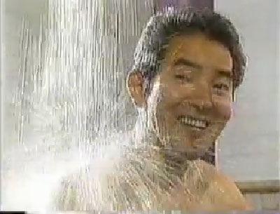 なつかCM シュビドゥビダバダバ ニュージャパンサウナCM 夏八木勲さん「健康ですか」