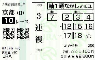 20090503天皇賞春