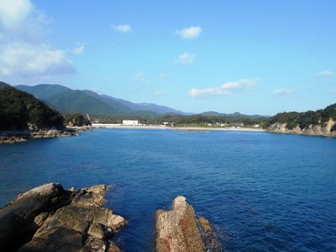 39番への道(竜串海岸5)