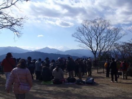 高尾山2014初詣 010
