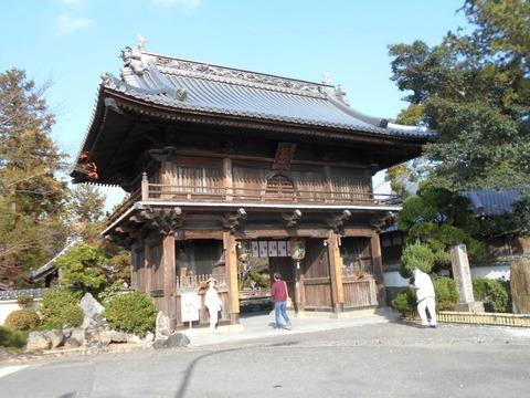霊山参り(1番山門)