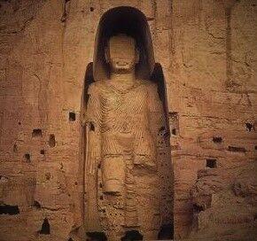 バーミアンの石仏 (3)