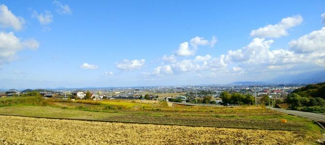 興隆寺から生木地蔵への道