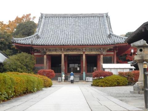 屋島寺本堂