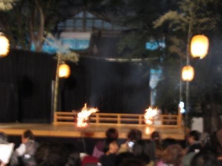 2012吉祥寺薪能 002