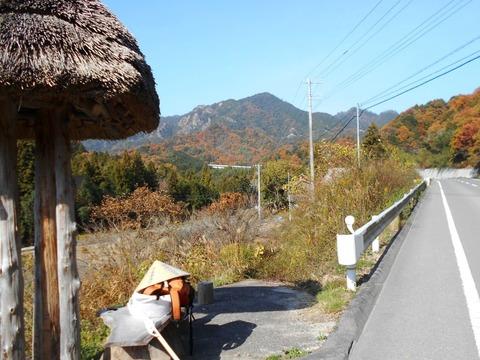 霊山参り(さらば女体山)