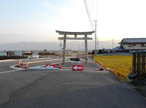 霊山参り(8~9番への道)