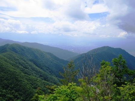 釈迦ガ岳 020