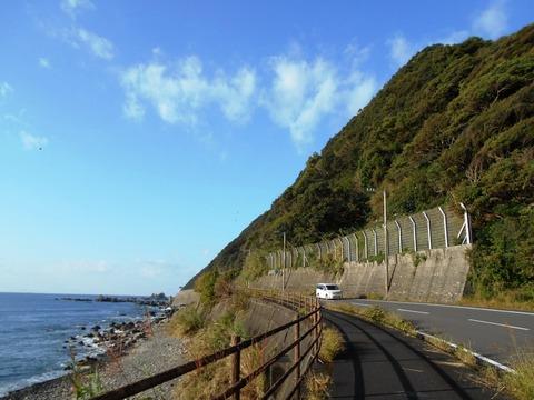 39番への道(足摺サニーロ-ド)