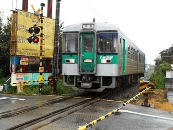 11番への道(JR徳島線)