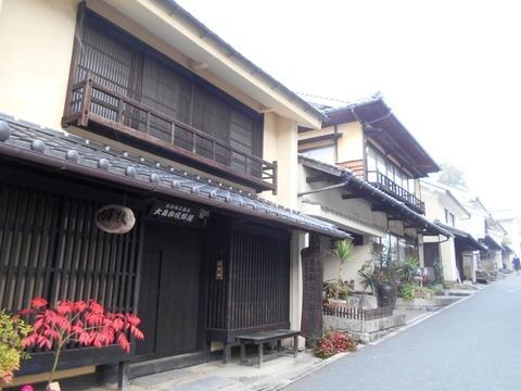 44番への道(内子まちなみ)