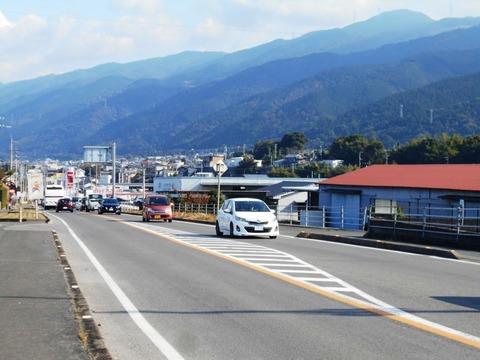 65への道(県道)