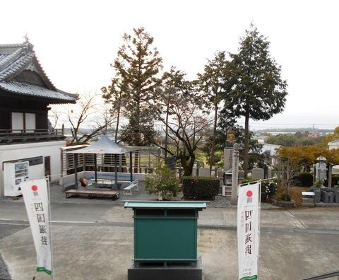 霊山参り(7番境内)