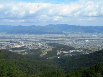 12番への道(柳水庵手前)