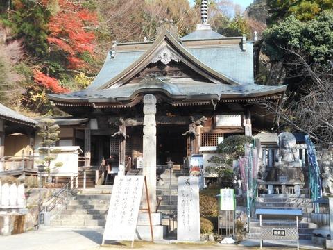 88番大窪寺本堂