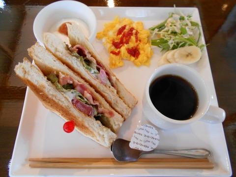 39番への道(カフェ)