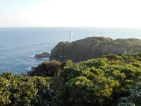 足摺岬(灯台)