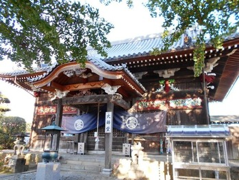 5番地蔵寺(大師堂)