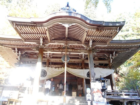 44番大宝寺本堂