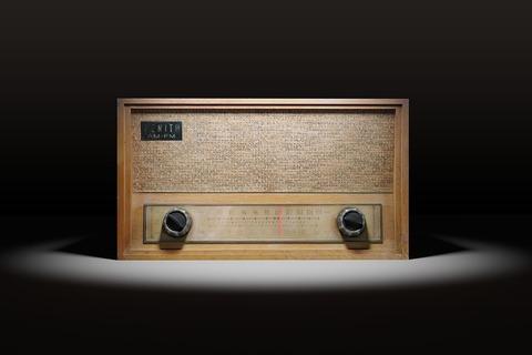 ビンテージラジオ