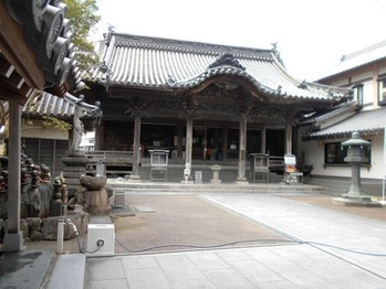13番大日寺本堂