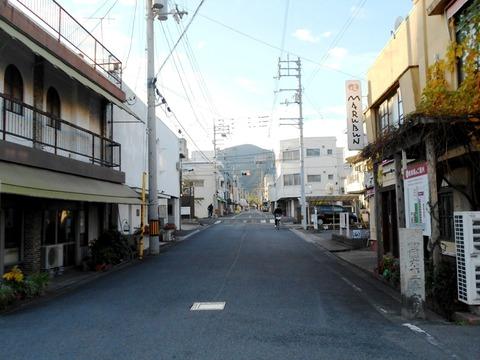 伊予小松駅付近