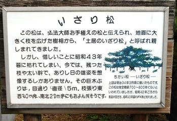 別格12番延命寺いざり松2