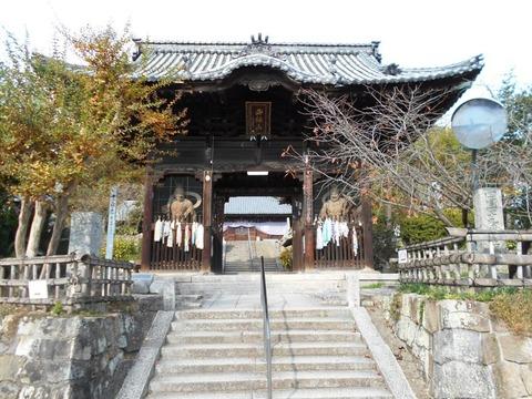 49番浄土寺山門